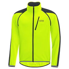 Chaqueta Gore Phantom Plus Windstopper Zip-off Neon-Negro