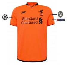 Trikot New Balance FC Liverpool 2017-2018 Third UCL [S-XXL] 3rd Champions League