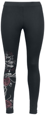 Alchemy England Moribundia Leggings nero