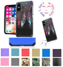 "for 5.8"" iPhone 10 X iphoneX Case Shock Proof Edges Designed Hybrid Slim Cover"