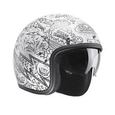 HJC CASCO JET MOTO MACHU/MC10SF FG 70S HELMET