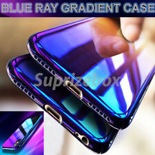 IRIDESCENT Luxury Ultra Slim Shockproof Bumper Case Cover for Apple iPhone XS X