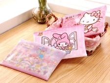 Japanese Sanrio Travel Toiletry Bag - Hello Kitty, My Melody & Little Twin Stars