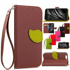Vintage Litchi Leather Wallet Magnetic Flip Stand Case Cover For Xiaomi Redmi 4X