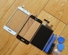 White / Black LG L65 D280 D280G D280N Touch Screen Glass Digitizer + LCD + Tools