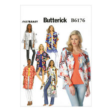 Butterick Fast & Easy Sewing Pattern | B6176 | Misses' Kimono