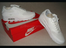 Nike Air Max 90 ULTRA ESSENTIAL TRIPLE BLANCO TALLA 42 42,5 44 NUEVO 875695 101