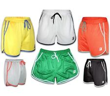 UK Men's Sport Shorts Running Casual Pants GYM Weight lifting Short Athletic NEW