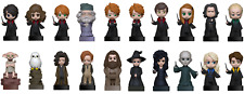 WIZZIS personaggi HARRY POTTER Esselunga COLLEZIONE COMPLETA Castello BOX Film