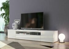 Frozen Mobile Porta Tv 3 Ante Living Bianco Laccato Lucido design moderno