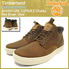 Timberland Earthkeepers adventure cupsole chukka boots Factory Sec Leather Brown