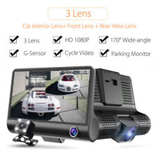 automobile DVR HD Rearview Mirror Recorder Video Dash Cam Serie G-sensore 7 inch