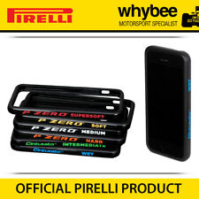 Pirelli P-Zero Formula 1 Racing Tyres i-Phone 4 4S Bumper Case - 5 to choose!