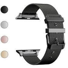 Milanese Loop Strap Stainless Steel Buckle iWatch Strap For Apple Watch 38 /42mm