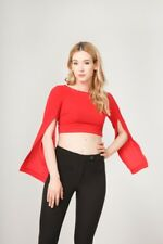 Fontana 2.0 Vêtements Femme Top Rouge 81043 BDT