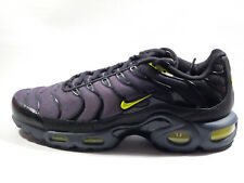 NIKE AIR MAX TN PLUS TXT TUNED 1 TRAINERS SNEAKER GREY BLACK EXCLUSIVE 604133093