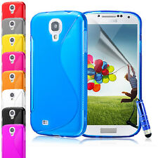 Wave S-LINE TPU silicone custodia cover sottile in gel per Samsung Galaxy S4