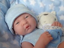 REALISTIC LIFELIKE DOLL  ❤️  BERENGUER LA NEWBORN REAL BABY BOY REBORN / PLAY