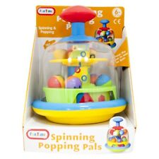 Kids Spinning Popping Pals Toy Baby Toddler Activity Toy Fun Children 6+ Months