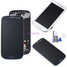 per Samsung Galaxy S3 Neo i9300i i9301 i9308i lcd display touch screen+frame new