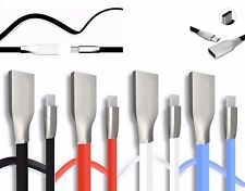 Type C 3.1 USB C 3D Alloy Charging Data Sync Cable for Samsung Galaxy S8 S8+