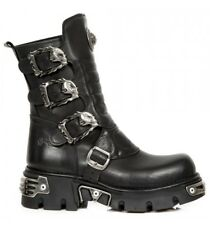 New Rock M.391X-S1 NATURAL RUBBER UNISEX GOTH