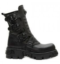 New Rock M.391X-S2 NATURAL RUBBER UNISEX GOTH