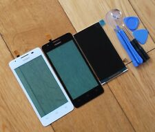 Touch Screen Glass Digitizer + LCD Display +Tools HUAWEI Ascend G510 U8951 T8951