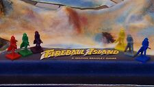 Fireball Island board game Part Piece NEW Substitute Detailed better scale look