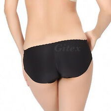 Femme Cullote Fausse Fesse Push Up Slip Prothese Dentelle