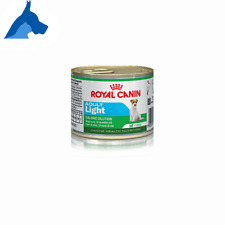 Alimento per cani Royal Canin Mini Adult Light mousse 0,195gr scatolette