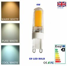 G9 LED BULB 4W Dimmable Warm Pure Cool White 220-240V AC  Saving =~ 40W Halogen