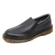 D3668 (without box) mocassino uomo DR. MARTENS nero slip on shoe man