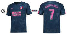 Trikot Atletico Madrid 2017-2018 Third UCL Griezmann [164-XXL] Champions League
