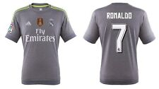 Trikot Adidas Real Madrid 2015-2016 Away WC - Ronaldo 7 [128 bis XXL] CR7