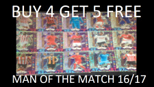 MATCH ATTAX  LAST YEARS MAN OF THE  MATCH AND LAST YEARS EXTRAS BUY 4 GET 8 FREE