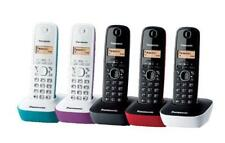 NEW Panasonic KX-TG1611 Cordless DECT Phone