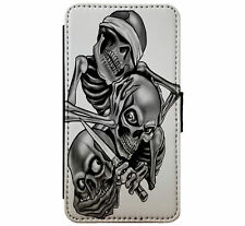 See no Evil - Hear no Evil - Speak no Evil Skulls Gothfor iPhone & Samsung D2