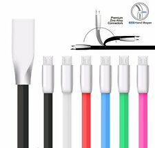 Micro USB Fast Charging Strong 3D Zinc Alloy 3.3ft Data Sync Charge Cable
