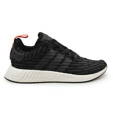 MENS WOMENS GIRLS BOYS  ORIGINAL ADIDAS NMD_R2 BLACK GREY WHITE TRAINERS BY2499
