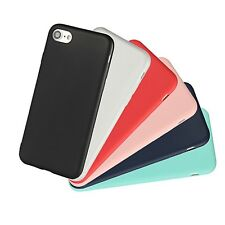 Slim Matte Soft Silicone Gel Case Cover Skin For iPhone 8 Plus