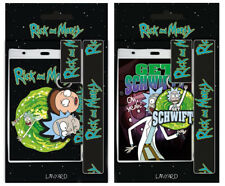 Rick and Morty Lanyard Official New Keyring Get Schwifty Adult Swim Gift UK