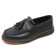 D4074 (without box) mocassino donna DR. MARTENS EDISON nero loafer shoe woman