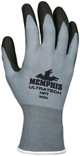 1 Pair MCR Safety UltraTech PVC Dip Stretch Nylon HPT General Purpose Gloves
