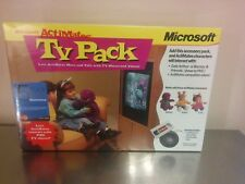 Microsoft Actimates TV Pack For Interactive Barney  Brand New Sealed  Ships Free