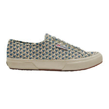 Superga Scarpe Sneakers 2750 Optical Grey-Blue