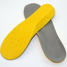 Memory Foam Insoles, Cushioned Arch Support Providing Shock Absorption and Cushi