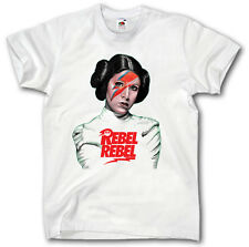 Princesa Leia Camiseta s-5xl Star Wars parodia Divertido DAVID BOWIE Jedi