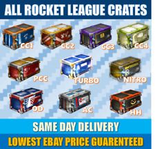 Rocket League Crates || PS4 (PlayStation 4) || Same Day Delivery || [CHEAPEST]