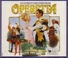 Readers Digest 101 Glorious Melodies From Operetta Discs 4 5 - 2 CD - Box NEW
